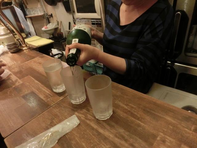 兵吾 - 風の森3種のうち2つを飲んでみた。
