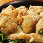 Ohana - むね肉のクリスピー唐揚げ 680円