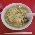 五十番大穴 - 料理写真:タンメン¥550-