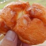 リトルマーメイド - オレンジドーナツ151円