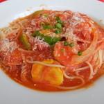 Repondre Haruya - トマトソーススパゲティ 2014年6月