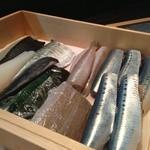 鮨旬美西川 - その日の旬の魚をお楽しみください。