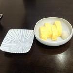クルマヤ - 出し巻き450円