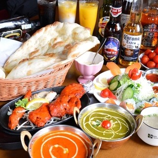 ◆各種パーティーにピッタリの食べ&飲み放題!