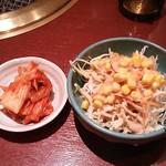 カンゲン - サラダ&キムチ
