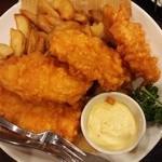 28585659 - 美味しかったお店の定番!:■『フィッシュ&チップス』~♪(^o^)丿