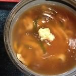 美濃屋 - 料理写真:(京の)たぬき