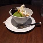 サンマルクカフェ - わらび餅