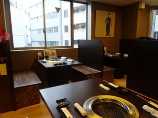 京松蘭 本店 - 新しいのでとってもキレイ
