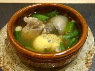 小熊 - 丸鍋(すっぽん鍋)