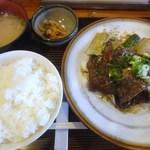 菊寛 - 料理写真:焼肉定食
