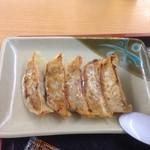 にんたまラーメン - 餃子290円