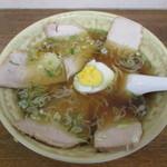 東華 - 双焼麺