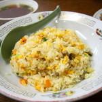 中華料理 ポパイ - 炒飯