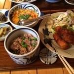 Cafe Lotus - 料理写真:本日のランチ