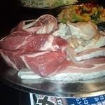 Beer&BBQ KIMURAYA - 食べ切れない!