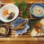 わびすけ新寮 - 季節の前菜5品