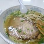 喜三郎 - 料理写真:塩ラーメン