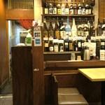 銀座 ほんじん - 店は地下一階