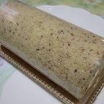 コンディトライ神戸 - 紅茶とりんごのロールケーキ