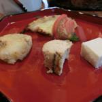 みなぎ乃 - 料理写真:前菜