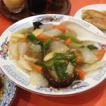 餃子会館 - 酢豚