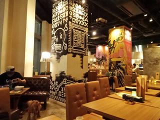 ディキシーダイナー 恵比寿店 - ご来店・・お隣のテーブルです
