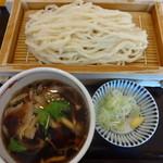 うどん竜屋 - 肉汁うどん(¥580)