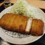 とん悦 - カツレツ揚げロース