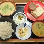 お多幸 - 夏の定番 お昼は冷汁で決まり!