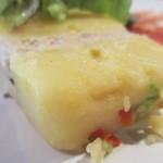 カフェ 鎌倉美学 - ペルーのポテトサラダアップ