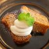 キナリカフェ - 料理写真:キャラメルバターケーキ