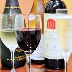 楽家 - ワインたち