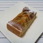 ショコリシャス - 焼きバナナのタルト