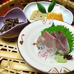 日本料理 さか本 - 昼御前(俯瞰)
