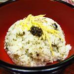 日本料理 さか本 - 高菜御飯