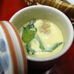 日本料理 さか本 - 茶碗蒸し