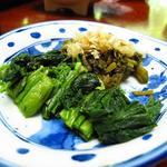 日本料理 さか本 - 阿蘇高菜