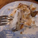 CAFE KATEMAO - ラフランスとチョコチップのタルト02