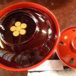 兼六亭 - 梅鉢紋です。