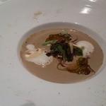 イグレック ベガ - マッシュルームのスープ