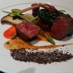 イグレック ベガ - 肉料理(黒毛和牛のステーキ)
