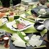 紫翠閣 とうふや - 料理写真:風鈴コース。四季折々の新鮮な地元食材を用いた会席料理をお楽しみください。