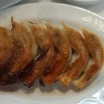 中華料理 頂 - 焼きギョウザ