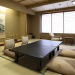 紫翠閣 とうふや - ゆとりある充実の設備で皆様がくつろげる空間をご用意しております。