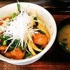 嶺屋一芳堂本舗 - 料理写真:2014.6.29再訪。うまコロ丼