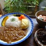 風庵 - 料理写真:温野菜カレー