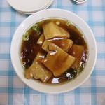 広東料理陽香園 - 広東料理 陽香園(豚バラ角煮そば)