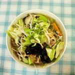 広東料理陽香園 - 広東料理 陽香園(特製ちゃんぽんめん)