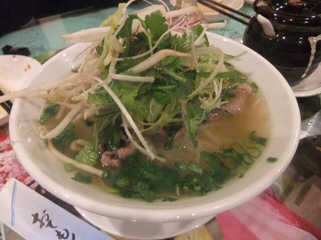 ベトナム料理専門店 サイゴン キムタン - 牛肉フォー